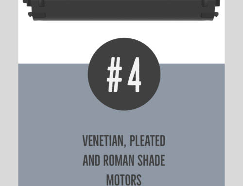 #4 Venetian, pleated and roman shades